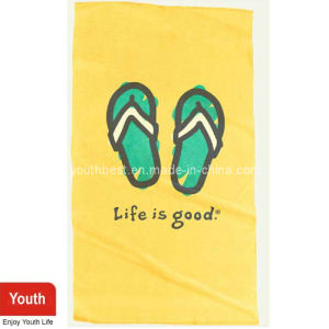 Reactive Printed Adults Beach Towel