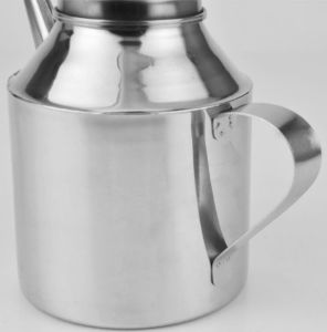 Thicken Stainless Steel Oilcan (JX-034) pictures & photos