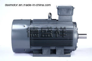Ie3 Efficiency 75kw Three Phase Asynchronous Electric Motor AC Motor pictures & photos