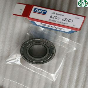 C3 Deep Groove Iron Seal Ball Bearing SKF 6205-2z/C3 pictures & photos
