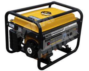 2kw Gasoline Portable Generator Rental with 3 Years Warranty pictures & photos