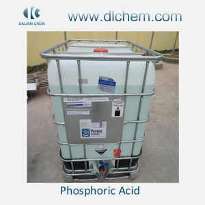 Hot Sale Food Grade CAS. No7664-38-2 85%Min Phosphoric Acid pictures & photos