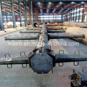 Monopole Electric Transmission Steel Tower pictures & photos