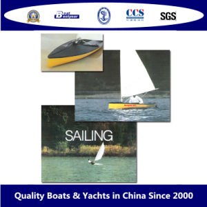 Fiberglass Sail and Canoe 427 pictures & photos