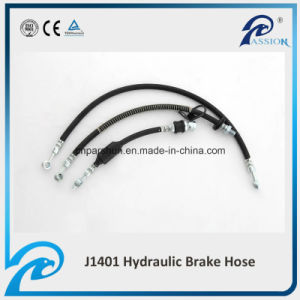 DOT SAE J1401 Hydraulic Brake Hose Assembly pictures & photos