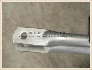 Pre-Galvanized Scaffolding Tube Cross Brace pictures & photos