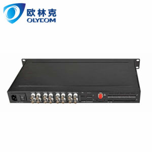 16CH Analog Video Optical Transmitter and Receiver