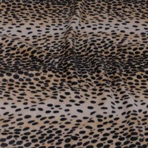 Leopard Fake Fur Hi-Pile (DBW001)