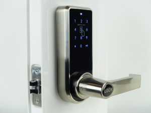 Touch Screen Keypad Lock with RF Card (V0818MR) pictures & photos