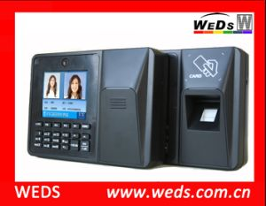 Security Systems Biometric Attendance with HD Color Camera