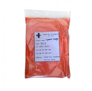 Pigment Power Orange, Po13 Bisdiazo Organic Pigment (HA-1305S)