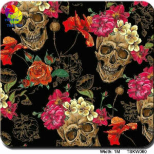 Tsautop 1m Tskw060 Skulls Water Transfer Printing Paper pictures & photos