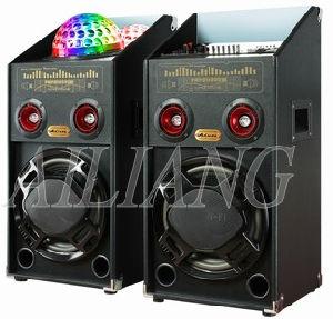 Professional Speaker, DJ Speaker, USBFM-8010/2.0 Ailiang Speaker pictures & photos