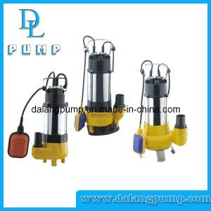 Stainless Steel Submersible Pump with Float Switch, Drainage Pump, Water Pump pictures & photos