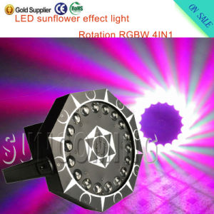 2015 New Rotation LED Colorful Effect Lighting DJ Lights pictures & photos