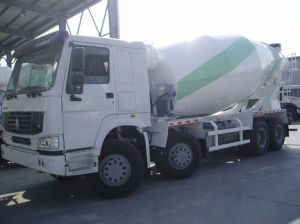 HOWO Cement Mixer Truck pictures & photos