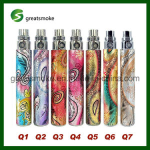 The Most Popular High Quality EGO-Q Battery for Electronic Cigarette