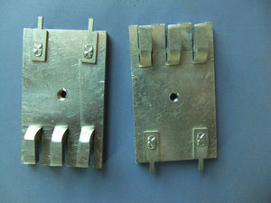 Riveting Aluminium Stamping Spare Part for UPS Power Supplies pictures & photos