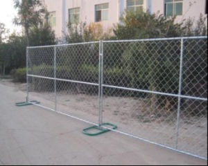 American 6FT*12FT Chain Link Temporary Fencing/Temporary Fence Panel pictures & photos