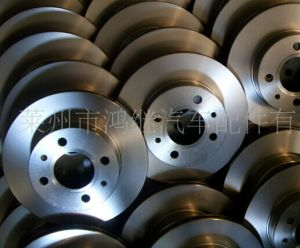 Ts16949 Certoficate Approved Auto Brake Rotors pictures & photos
