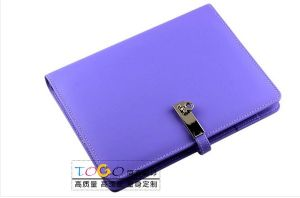 2015 New Leather Cover Paper Notebook for Sale pictures & photos