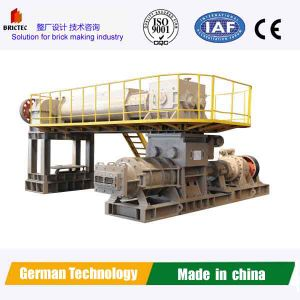 Auto Clay Brick Machine Extruder with Competitve Price and Warranty pictures & photos