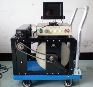 Industrial Pipeline Crawler Robots for 100mm --600mm Pipe Inspection Camera pictures & photos