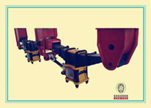 Germany Type BPW Style Air or Bogie or Tandem Mechanical Suspension for Semi Trailer Parts pictures & photos