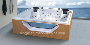 Hot European Style Hydromassage SPA Tub (Nj-722) pictures & photos
