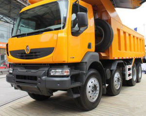 Used for Renault 8X4 Kerax Ord 84r Dump Truck pictures & photos