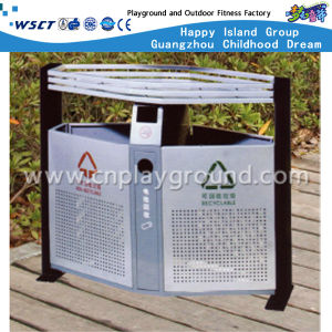 Outdoor Environment Protection Waste Bin for Sale (HD-18411) pictures & photos