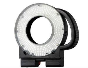 411 LED Ring-Light Litepanel 5600k Daylight Dimmable LED Eyes Video/Photo Light