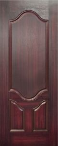 Mahogany Fiberglass Door pictures & photos