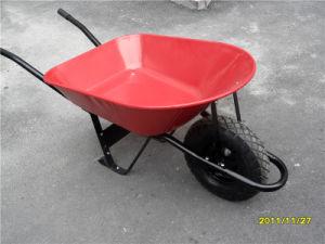 Construction Wheelbarrow South America Wheelbarrow Wb7400 pictures & photos