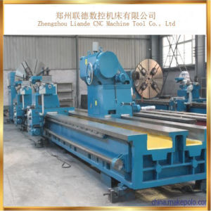 C61400 Economic Accurate Horizontal Heavy Duty Lathe Machine for Sale pictures & photos