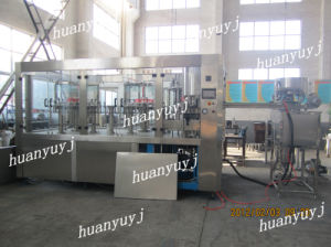 4in1 Juice Hot Filling Machine (DCGF1818186) pictures & photos