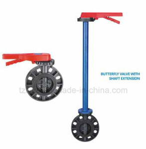 Butterfly Valve with Shaft Extension pictures & photos