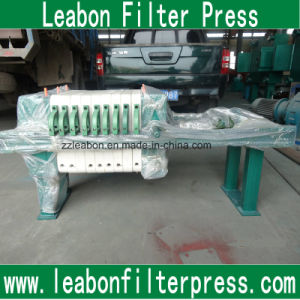 Small Capacity Use Jact Clip Jack Screw Jack Filter Press pictures & photos