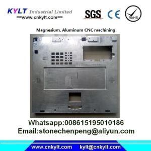 Magnesium CNC Machining Part of Metal Box, Precision Machining Screen Frame