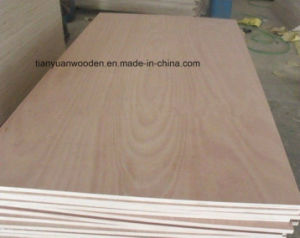 2mm Oak Cherry Maple Commercial Plywood for Furniture pictures & photos