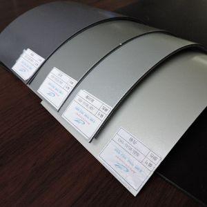 Popular Grey PVDF Coated Aluminum Composite Panel Aluco ACP pictures & photos