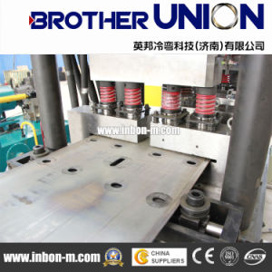 Fully Automatic Three Waves Guardrail Cold Roll Forming pictures & photos