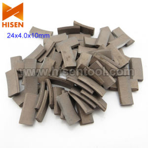 Diamond Core Bits Segment for Retipping pictures & photos