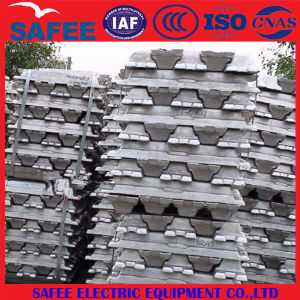 China High Grade Zinc Ingots 99.995 - China Zinc Ingots, Zinc Ingots 99.995 pictures & photos