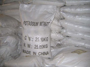 Fertilizer 7757-79-1kno3 Potassium Nitrate pictures & photos