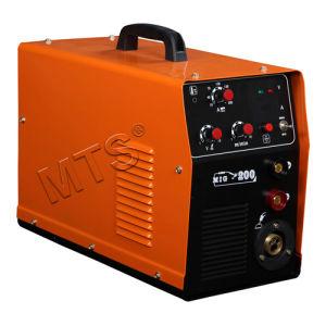 New Technology Chinese Portable Inverter MIG Welder MMA/MIG Welding Machine (MIG-200A)