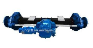Hydraulic Drive Front Axle Assembly (8-12t) pictures & photos