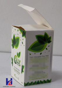 Good Quality Drinks & Juice Cardboard Gift Box Packaging Packing Box pictures & photos