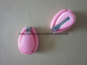 FDA Certificated Baby Nail Clipper with Plastic Holder N-0779s pictures & photos