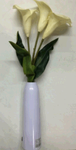 Decorative LED Flower Plant Pot Artificial Flower pictures & photos